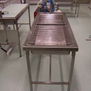 SLIMLINE PREP AND TREATMENT TABLE 2